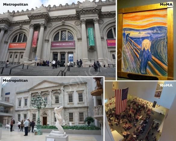 Metropolitan, MoMA