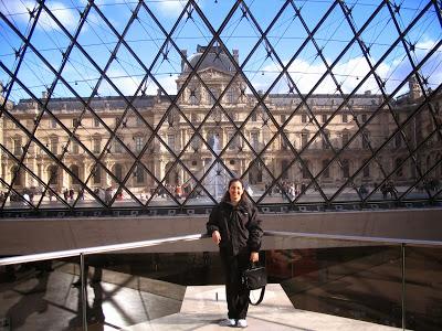 Louvre, o museu mais visitado do Mundo