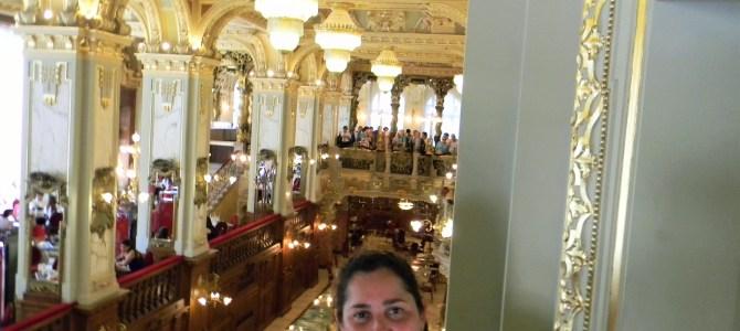New York Café, muito luxo em Budapeste
