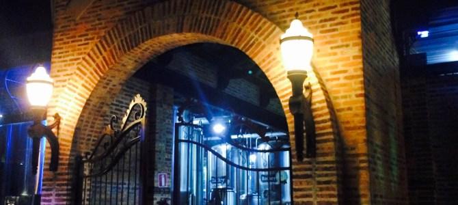Cervejaria Backer, uma noite no Templo Cervejeiro