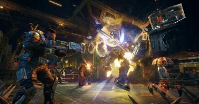 Review: Gears of War 4
