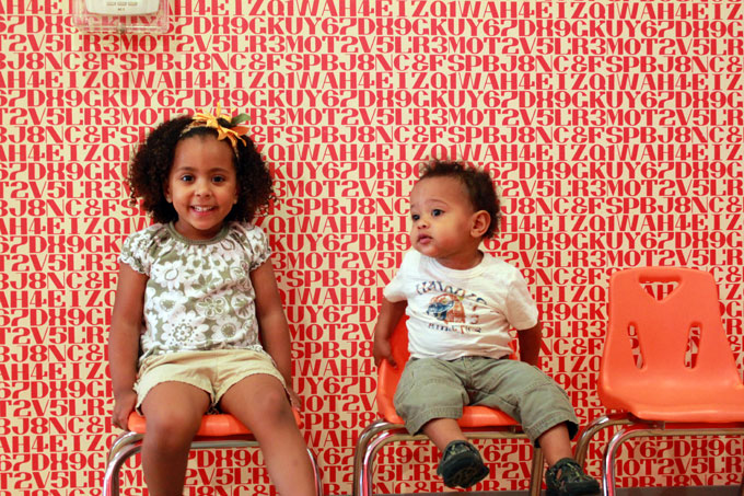 vegas blog, kidville, kids ville, summer traditions, family fun activties, mom ambassador, african american baby, biracial baby, mixed family