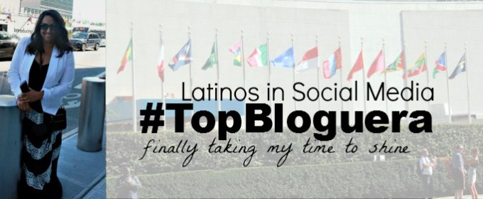 Time to Shine: DSM Named Top Latina Blogger