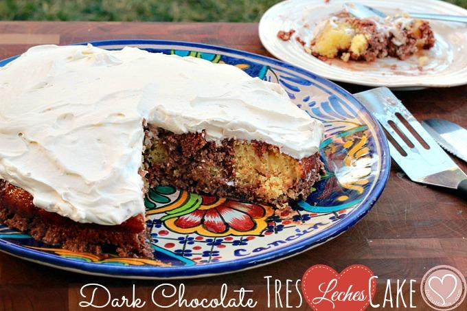 tres leches cake, chocolate tres leches cake, nestle tres leches ...