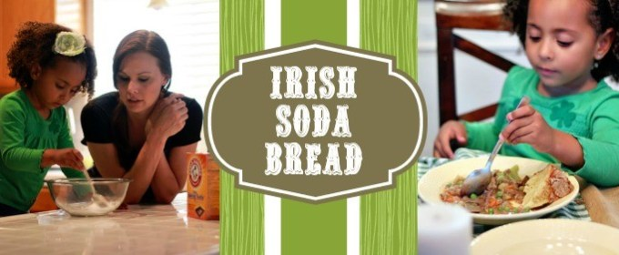 Easy Irish Soda Bread Recipe: Cultural Activity for Kids