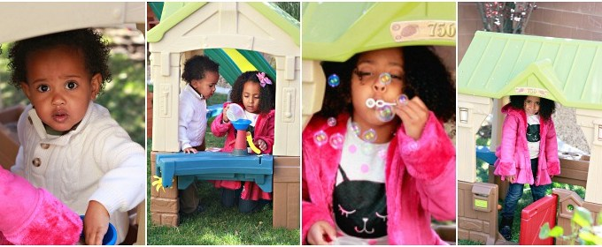 Backyard Fun! Step2 Great Outdoors Playhouse Review