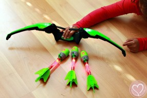 Air Storm FireTek Bow Makes a Great Gift for All Active Kids
