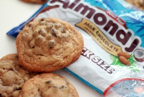 ALMOND JOY Stuffed Cookies: Easy Recipe for Kids
