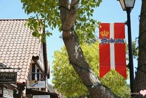 California's Solvang: A Danish Travel Adventure with Kids