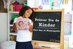 El Primer Dia de Kinder in Bilingual Education