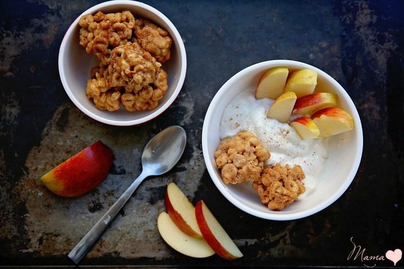 Churro Cereal Bites: Quick Breakfast Recipe My Kids Love