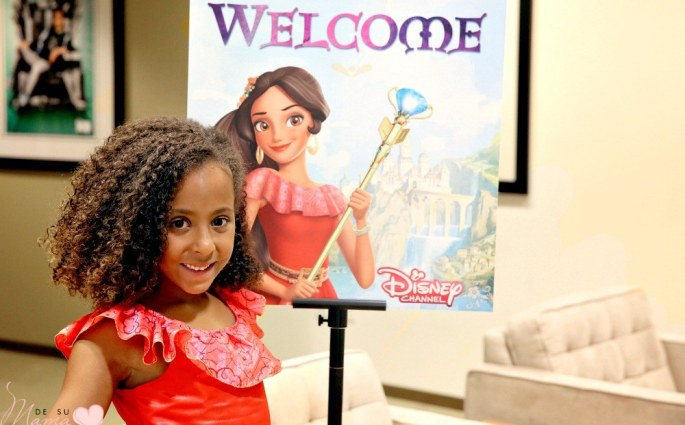 Aimee Carrero Interview on Elena of Avalor, Disney's First Latina Princess