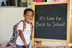 It's Go Time! Gearing Up For Back to School With An Empowered Attitude