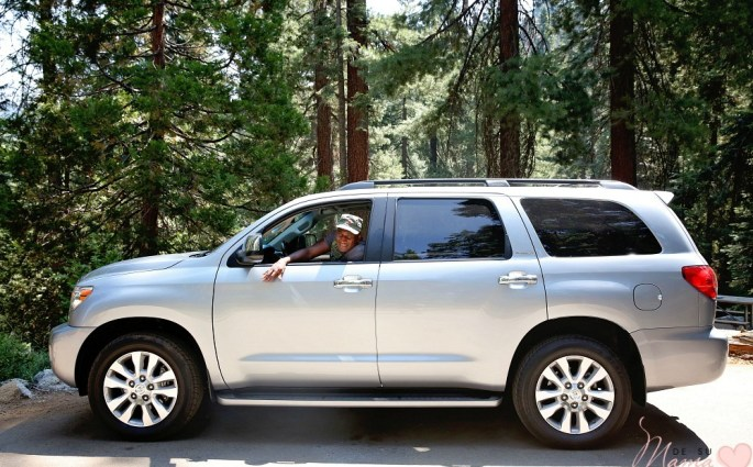 Driving to Sequoia National Park: Latina Travel Blogger