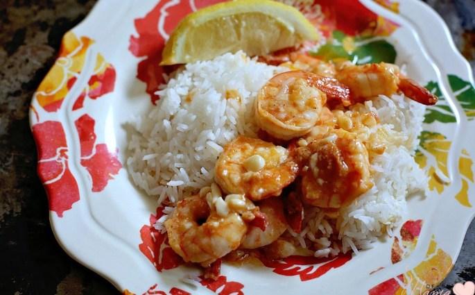 Hawaiian Shrimp Truck Recipe