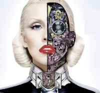 Christina Aguilera Bionic Album Cover Art