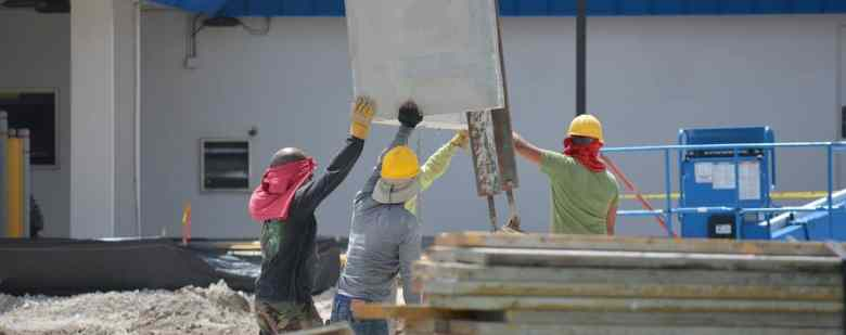 bolsa: constructoras