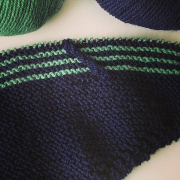 Barndom shawl - Project 365 - Day 31