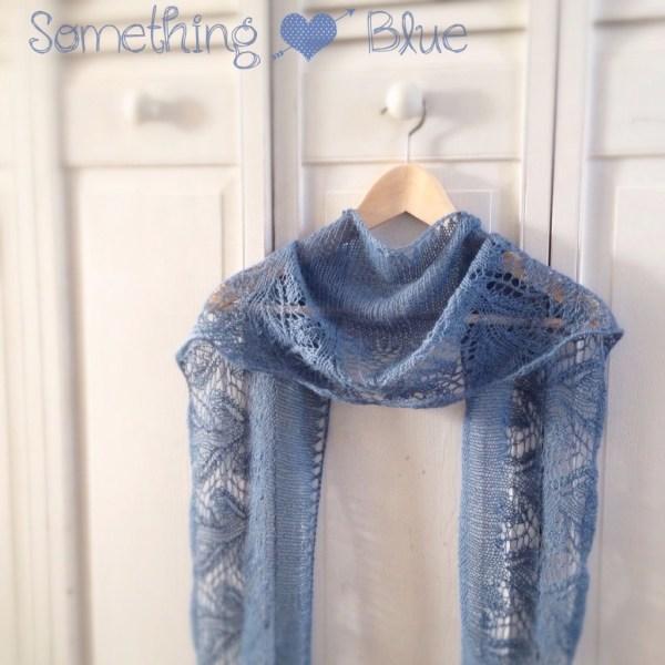 Knitting Pattern Something Blue