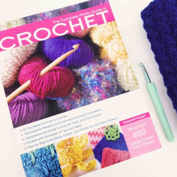 Complete Photo Guide To Crochet Book