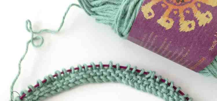 Project 365 – Knitting Cotton for Spring and Summer