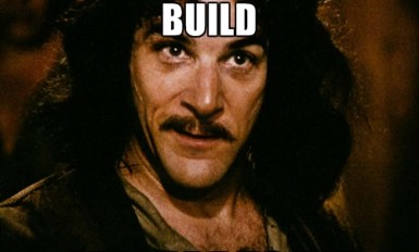 Youve Broken The BUild Prepare To Die Developer Meme