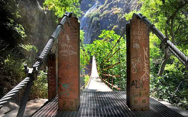 La Ruta de los Calhorros en Monachil