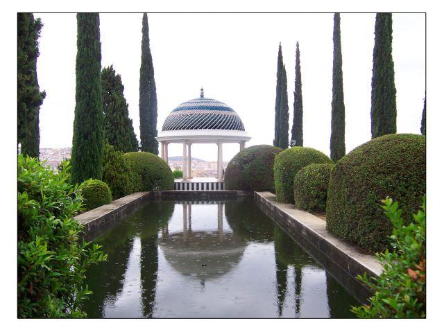 Jardín Botánico La Concepción en Málaga