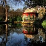 El Parque Maria Luisa en Sevilla