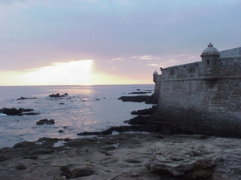 La Playa de La Caleta, la inspiración de los artistas