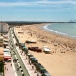 Valdelagrana, playas de Cádiz