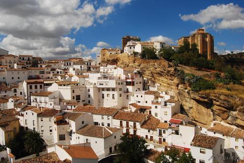 Setenil de las Bodegas en Cádiz