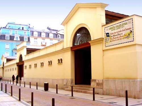 El Mercado del Este, en Santander