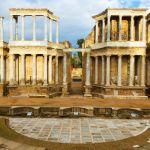 El teatro mas importante de Extremadura