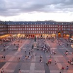La Plaza Mayor de Madrid