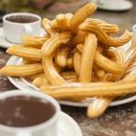 Chocolate con churros en Madrid