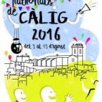 Semana de Fiestas en Cálig, Castellón