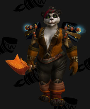 Leather Transmog - Dokebi - Pandaren