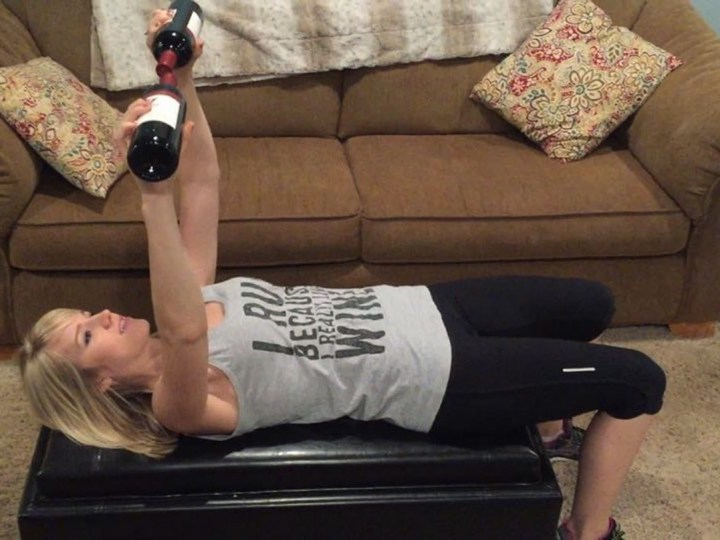 Wine Work Out