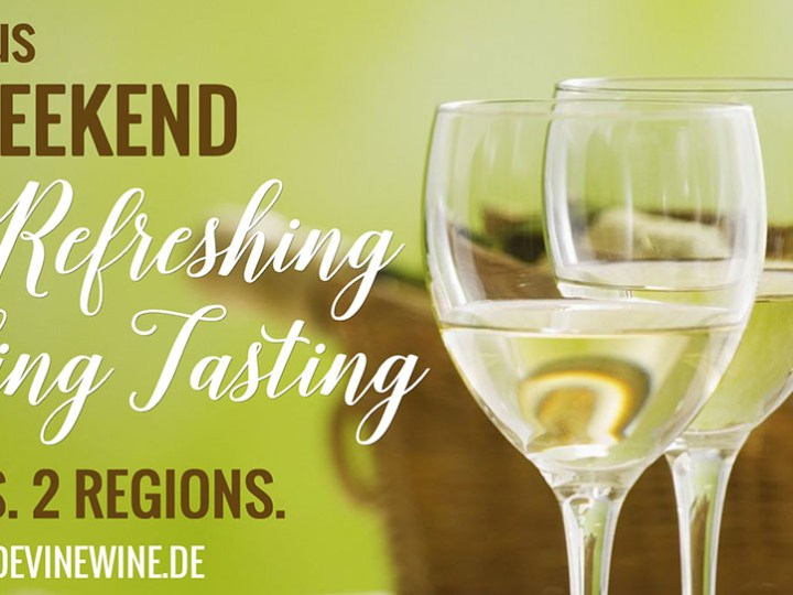 Riesling White Wines Weekend Tasting