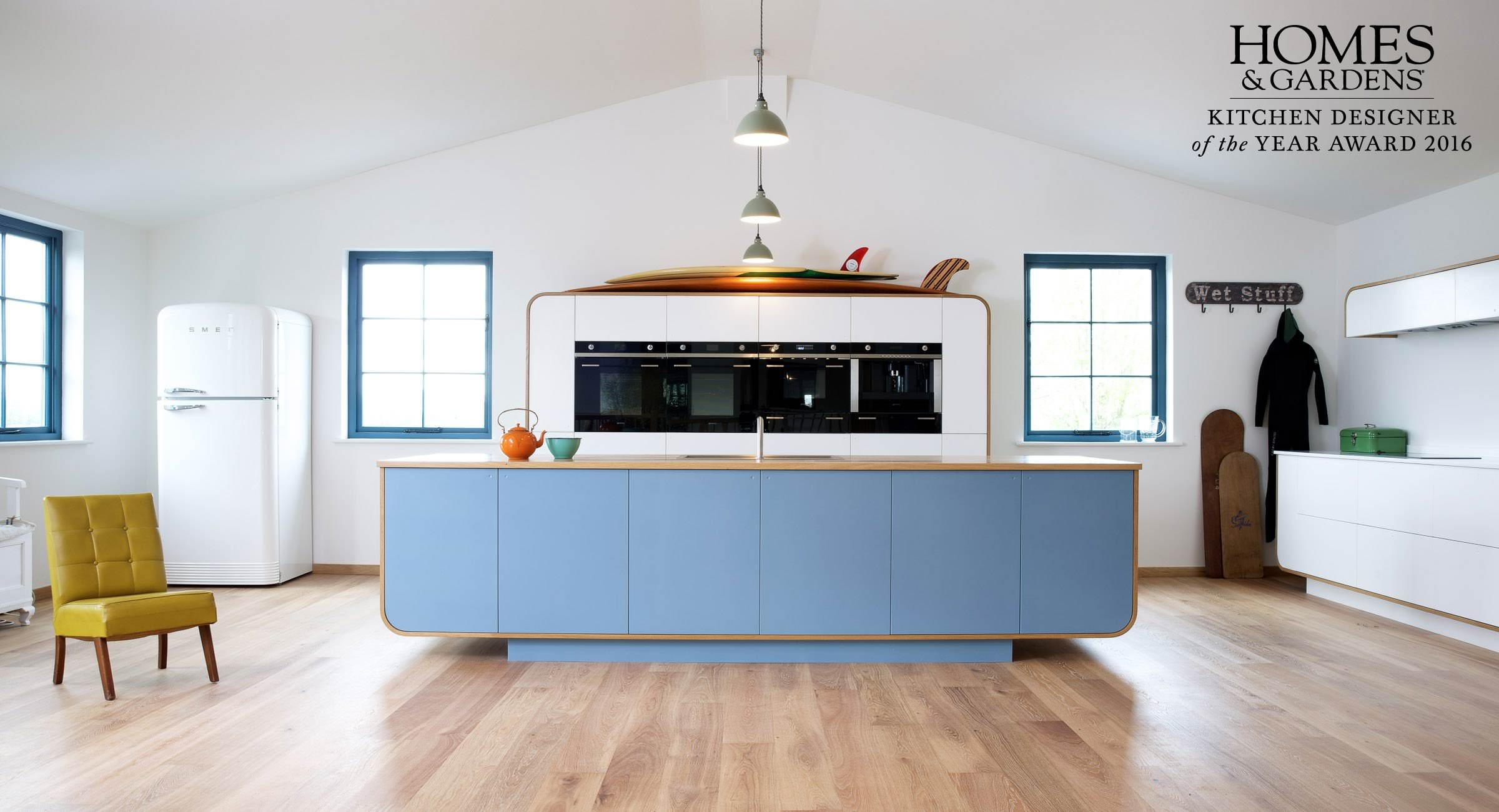 air kitchens designer kitchens Air Kitchens by deVOL Contemporary Designer Kitchens inspired by Vintage Classics