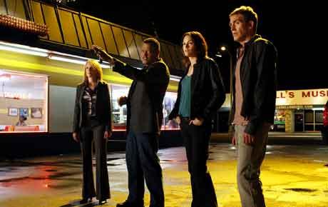 CSI; Season 10