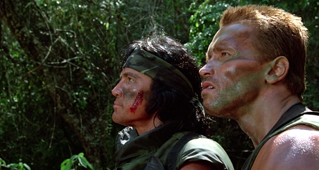 Predator: superb action