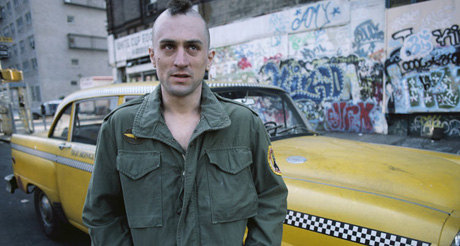 Taxi Driver, movie