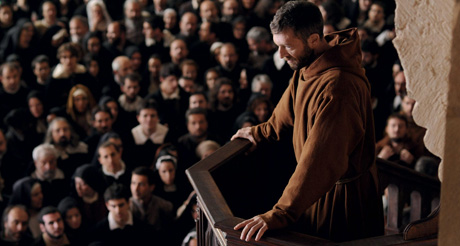 The Monk, movie