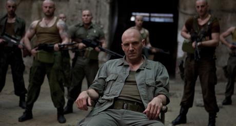 Coriolanus, movie