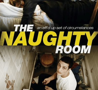 Review of Cosmo Jarvis' The Naughty Room