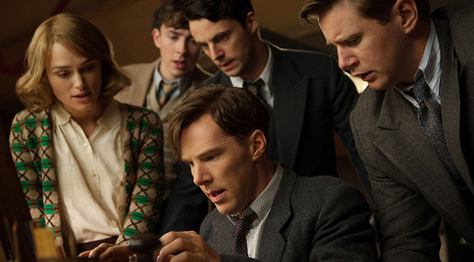 Imitation Game: faultless start to the BFI London Film Festival