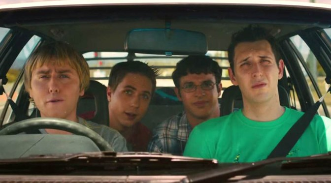 Sex, Leins & Videotape #191. Tom Leins reviews The Inbetweeners 2, The Guvnors and A Spell to Ward off the Darkness