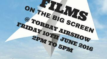Films on the Green for Torbay Airshow